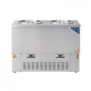 그랜드우성/육수냉장고 5말쌍통2라인/올스텐/아날로그 CWSR-520