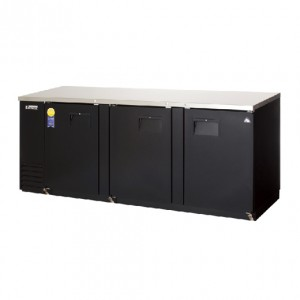 부성/BACK BAR COOLER(Solid door) / B226BB-3RRRC-E / 간냉식