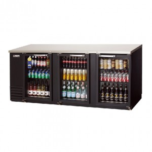 부성/BACK BAR COOLER(Glass Swing door) / B226BBG-3RRRC-E/ 간냉식