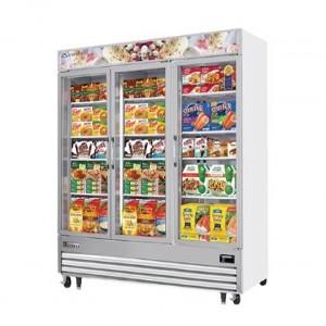 부성/아이스크림냉동고 / B190H-3FFFC-E / 간냉식 / LED