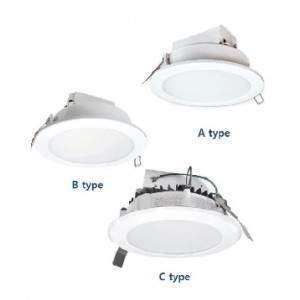 LED 다운라이트 6인치 / SMPS 일체형
