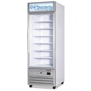 그랜드우성/고급형 수직냉동쇼케이스 1도어 (670*820*1970) / 직냉식