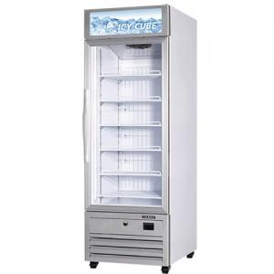 그랜드우성/고급형 수직냉동쇼케이스 1도어 (670*820*1970) / 간냉식