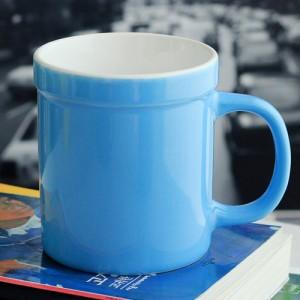 라벨로 자바 - 블루이벤트품 커피잔 음료수잔 머그잔 예쁜컵 사은품 판촉물 머그컵 물컵 도자기컵 행사품 기업홍보