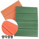 (주문 제작) 양각 성형 등산매트 /4단 매트/8단매트