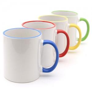 오키 직선핸드라인 머그컵도자기컵,머그컵,사무실컵,음료컵,머그잔,커피잔,인쇄제작,무료인쇄,단체선물,축제행사