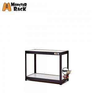몬스터랙 플러스 2단(W800xH600) 무볼트 조립식앵글