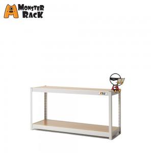 몬스터랙 플러스 2단(W1200xH600) 무볼트 조립식앵글