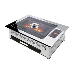 원적외선 전기로스타 MA-2600 (업소용) 터치패드 디지탈방식