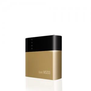 [MAX] 스마트폰 휴대용 보조배터리 M5200