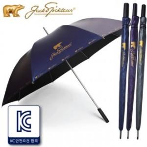 잭니클라우스75수동원터치메탈 골프우산