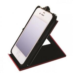 ST451 핸드폰거치 슬림거울