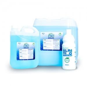 친환경 화장실 세정제 화청 (1L / 4L / 18L)