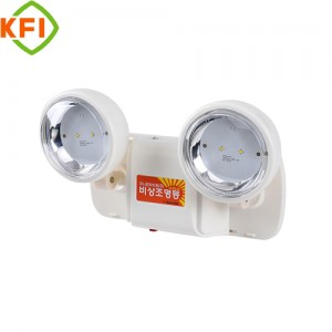 ULED-20 소방점검품 비상조명등 LED : 4W (120분)
