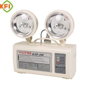 ULED-200 소방점검품 비상조명등 LED : 8W (60분)