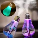 KC인증-정품-USB 전구가습기(무드등)