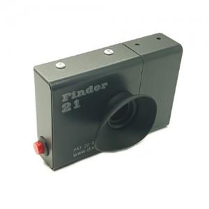 파인더21-PRO 초소형카메라탐지기 초소형캠코더렌즈 검사기& 경고스티커