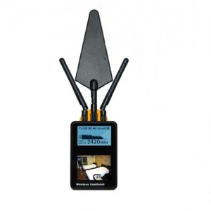 소형 초소형메라탐지기 WCH-8000  경고스티커1장증정몰카탐지기 사무실 회의실 공공장소 화장실