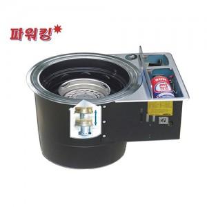 파워킹 부탄[무연식] GS-6000B / 숯불∙부탄가스 겸용 착화식