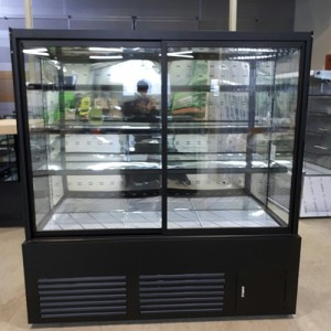 냉장쇼케이스 사각 앞문형 [1500×700×1800]