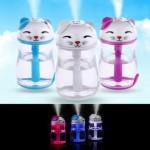 HEAD 정품 USB가습기/럭키캣가습기