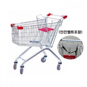 쇼핑카트 90L/100L/130L/150L/180/사이버카트 (안전벨트포함)