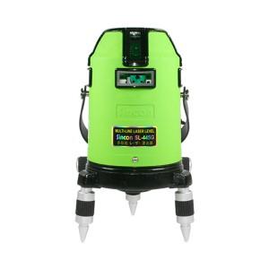신콘]SL-445G 전자식라인레이저(4V4H1D.30mW.LD그린:영하20℃사용)
