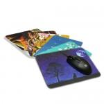 초극세사 마우스패드(17 x 23 cm) 멀티 마우스패드 실용성good