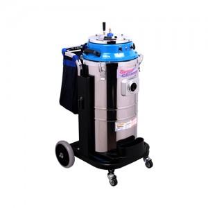 산업용청소기 2모터/2700W/84리터 먼지털이봉장착 KV-500W(건습식)