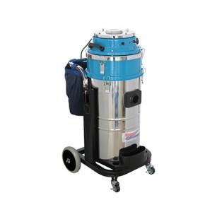 산업용청소기 2모터/2700W/75리터 카트리지필터 KV-500NW(건습식)