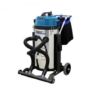 산업용청소기 2모터/2700W/75리터 넓은지역청소편함 KV-200(건식)