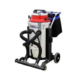 산업용청소기 2모터/2700W/75리터 넓은지역청소편함 KV-200W(건습식)