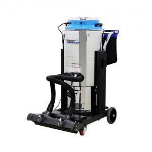 산업용청소기 3모터/4050W/52리터 먼지털이장착/분진탱크탈부착 SUPER-K-1500(건습식)
