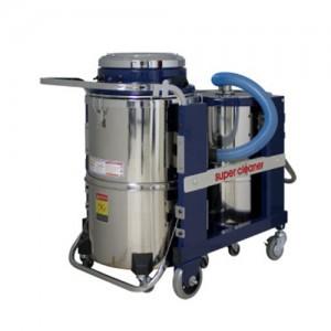 산업용청소기 3모터/3600W/1차110,2차55리터 대용량 청소작업 가능 SUPER-2500C2(건습식)