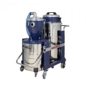 산업용청소기 3모터/3600W/1차90,2차75리터 싸이클론 방식 SUPER-2700H2(건습식)