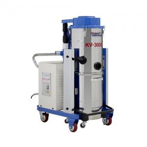 산업용집진기 6마력/40리터/하통분리 (삼상) KV-6000R