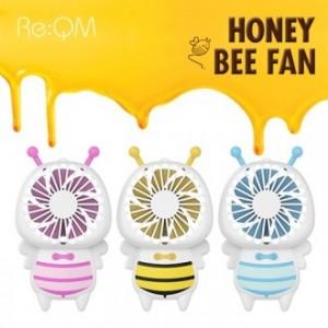 리큐엠 꿀벌 핸디형선풍기