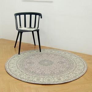 루시 쟈가드 패턴 직조러그(원형140cm)가격:79,900원