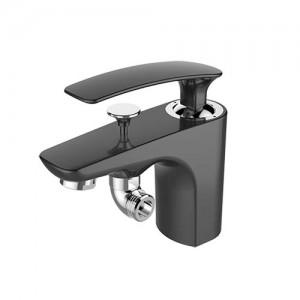 마션시리즈 원홀 샤워 겸용 세면기 수전 KLOT700-EK (블랙)