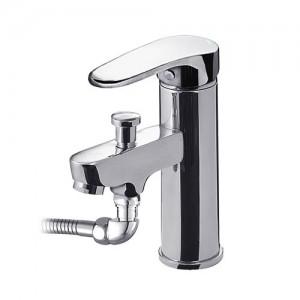 이글루시리즈 원홀 샤워 겸용 세면기 수전 KL8400