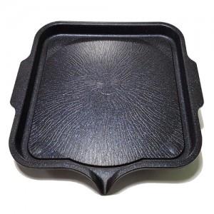 사각 빗살구이판/삼겹살 고기불판 lmb-550