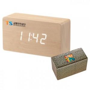 LED나무시계(중)