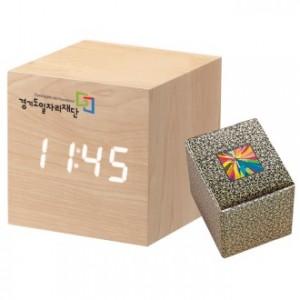 LED나무시계(소)