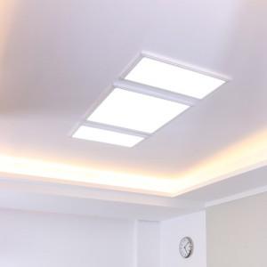 LED 엣지 슬림 사각 거실등 100W [4000K/5700K]