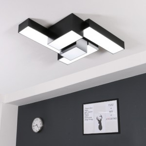 LED 노아르녹스 거실등 90W/115W [3000K/6500K]