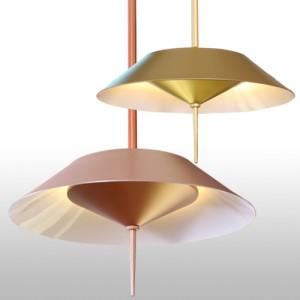 LED 비거1등 펜던트 15W [2color/골드,로즈골드]