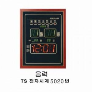 벽시계 TQ-5020