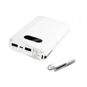 블루투스 이어셋 보조배터리 13000mAh휴대용 멀티충전 USB 대용량 짐승용량 호환성 스테레오음질 홍보 판촉 판촉쇼핑몰