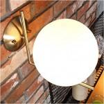 보먼 1등 벽등 [2color/LED겸용/E17]