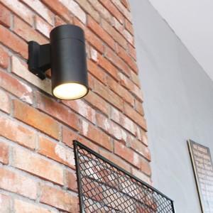 원통 1등 외부벽등 [LED겸용/E26]
